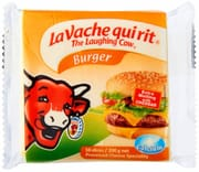 LAUGHING COW Cheese Slice Sandwich Cheddar 10s