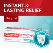 COLGATE Toothpaste Sensitive Pro.Relief - Original 110g