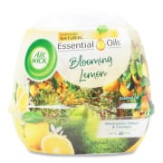 Scented Gel Cone Lemon 180g