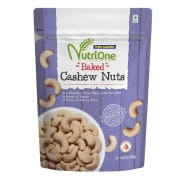 NutriOne Baked Cashew Nuts 330g