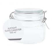 Glass Canister 555ml