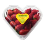 Strawberry Heart Shape 425g