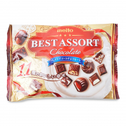 Best Assort Chocolate 156g