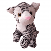 Cat Plush 60cm (White)