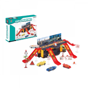 City Parking Play Set