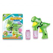 Dinosaur Bubble Gun Set