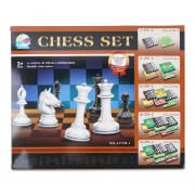 8 In 1 Chess Game Set