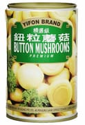 Button Mushrooms 400g