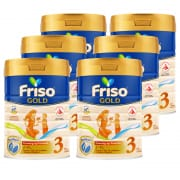Gold 2FL Growing Up Stage 3 Carton 6s X 900g