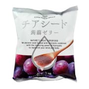 Chia Seed Jelly Grapes 175g