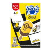 Minion Caramel & Chocolate Multi Pack 4sX90ml