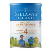 Organic Junior Milk Stage 4 900g