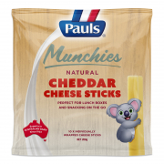 Natural Cheddar Cheese Stick 200g