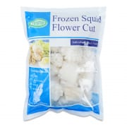 Squid Flower Cut 400g