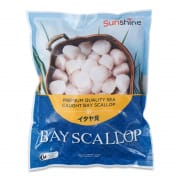 SUNSHINE Bay Scallop 400g