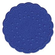 Coasters in Blue 25 pieces (7.5cm)