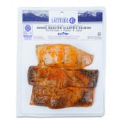 Smoked Roasted Trio Salmon 340g