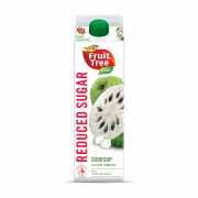 Reduced Sugar Soursop Juice Drink 1L