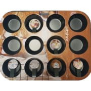 WILTSHIRE Muffin Pan 12 Cup
