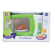 Battery Operated Microwave Oven Machine