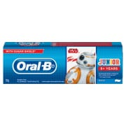 Junior 6 Years Toothpaste Starwars 92g