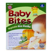 Baby Bites Vegetable 50g