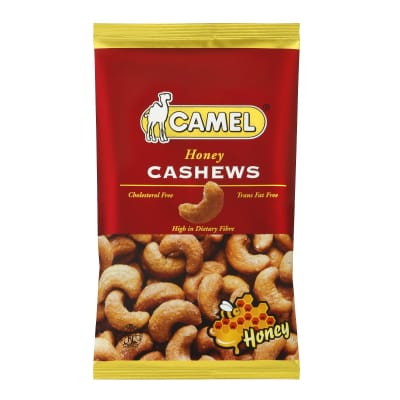 Honey Cashew Nuts 40g