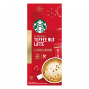 Mixes Toffee Nut Latte 4sX21.5g