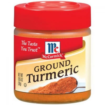 MCCORMICK Ground Turmeric 26g