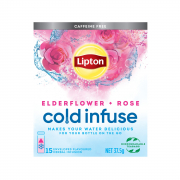 Cold Infuse Elderflower Rose 15sX37.5g