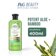 Bio Renew Aloe & Bamboo Strength & Moisture Shampoo 400ml
