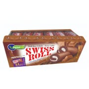 Chocolate Swiss Roll 480g