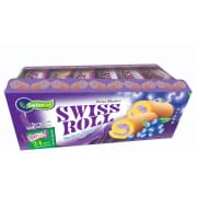 Blueberry Swiss Roll 480g