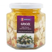 Feta In Oil With Herbs & Spices 300g