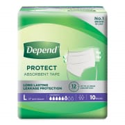 Protect Absorbent Tape L 10s