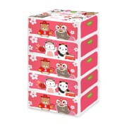 2PLY Facial Tissue CNY 5X200S