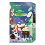 Cherry Peppermint Brownie Chips 100g