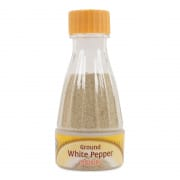CRAB Ground White Pepper 25g