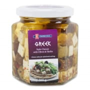 Feta With Olives & Herbs 300g
