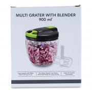 Multi Grater 900ML (with Blender)