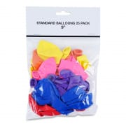 Standard Balloons 9inch 25s 48