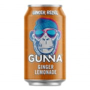 Ginger Rebel Ginger Lemonade 330ml