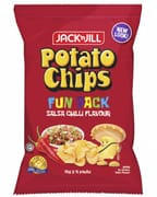 Potato Chips - Salsa Fun Pack 8sX15g