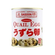 Cooked Quail Eggs 50s 850g