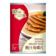 Topshell Slices in Abalone Sauce 425g