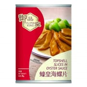Topshell Slices in Oyster Sauce 425g