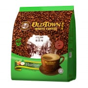 White Coffee 3 in 1 Hazelnut 15sX38g