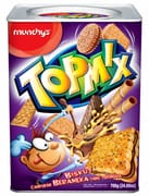 Topmix Assorted Biscuits 700g
