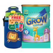 Stage 3 800g Bundle with Water Bottle Promo Pack