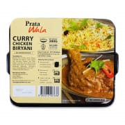 Prata Wala Curry Chicken Briyani 380g